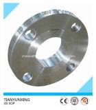 ステンレス鋼のフランジのASTMによって造られるRF Ss316のスリップ