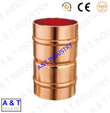 Copper Push Fit Fittings Straight Coupling with High Quality