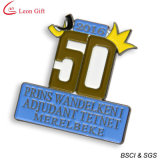 Pin chaud de revers d'or de logo d'émail de vente (LM1022)