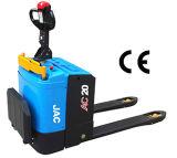 JAC elektrischer Ladeplatten-Förderwagen Cbd20