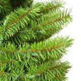 Albero di Natale artificiale con l'indicatore luminoso di natale di vetro del mestiere della decorazione (TU85.400.00)