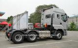 No. 1 melhor chinês que vende o caminhão pesado do trator da cabeça do trator de Dfm/Dongfeng/Dflzm Balong 400HP 6X4