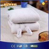 Synthetisches Wool Fleece Electric Heated Blanket mit Cer GS Certificate