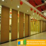 Desplazamiento de Door, Movable Folding Partition Walls Used en Office