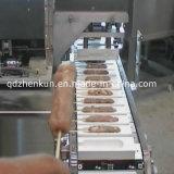 آليّة متعدّد وظائف [بّق] لحمة [كبب] سفّود يجعل آلة