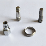 Máquina da parte/peças CNC girado/de giro do auto torno do metal/fazer à máquina feito à máquina/maquinaria