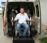 أمان وإستقرار من كرسيّ ذو عجلات مصعد [ول-د] مع [س] شهادة لأنّ [فن] و [مينيبوس]
