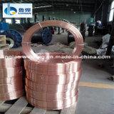 Alambre Em12 de la soldadura al arco sumergida de China