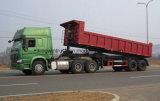 3개의 차축 후방 덤프 트레일러 30 톤