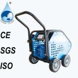 Máquina industrial da limpeza com a bomba de água de alta pressão industrial