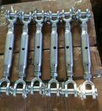 近いボディターンバックルDIN1478のステンレス鋼