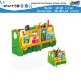 子供の家具の漫画デザイン折る本箱(Hc-3701)