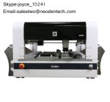 Machine de Mounter de puce du visuel SMT de Benchtop Neoden 4