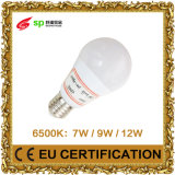 LEDの球根照明ライト6500k AC86-265V