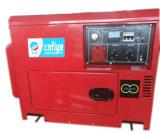 Профессиональный трехфазный молчком тепловозный генератор Fy6500