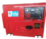 Fy6500 Professionele Stille Diesel Generator In drie stadia