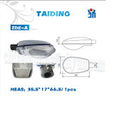 Triditional Type Haute qualité Stretched Aluminium Outdoor Waterproof Street Lights Lampe Zd8-B
