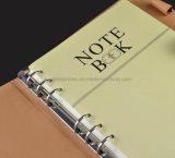Ordre du jour exécutif de feuilles mobiles de la qualité 2017, planificateur, agenda