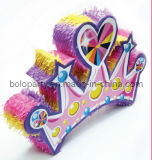 Tiara dentellare Paper Pinata per Party Decoration