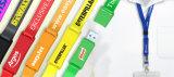 1g a 16g correa de cuello de la cuerda de seguridad USB Flash Flash USB