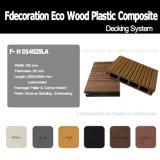 Decking esterno composito di plastica di bambù di Bpc