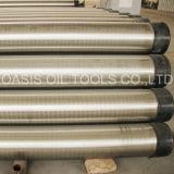 Tubulação da embalagem da água/poço de petróleo do aço inoxidável