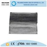 4 capas de alta eficiencia del filtro activo de la mascarilla no tejida de Carbono