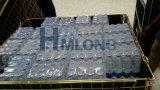 Armoires de stockage empilables en fil d'entreposage Cages en métal pliable