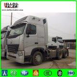 판매를 위한 아프리카 Sinotruk HOWO A7 336HP 트랙터 트럭 ATV 트랙터 헤드를 위한 디자인