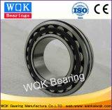 Wqk que carrega o rolamento de rolo esférico da gaiola 22219 E1kc3 de aço