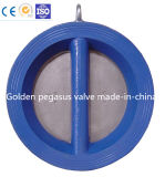 Oblate-Typ Doppelplatten-Doppelt-Platten-Rückschlagventil