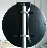 Indicatore luminoso solare dell'istantaneo del girasole del diametro 400mm da 8 LED