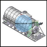 Mgzg Tube Bundle Dryer в Starch Processing