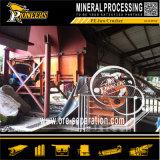 Großhandelsfelsen-Mineralzerkleinerungsmaschine, die Maschinerie-Goldförderung-Maschinen-Fabrik aufbereitet