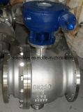 Válvula de bola del engranaje con el engranaje helicoidal (Q341F-16P)