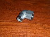 Krümmer des Edelstahl-DIN2999 vom Gussteil