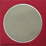SS, aluminio, cobre discos de filtro en redondas, rectangulares, circulares, formas especiales