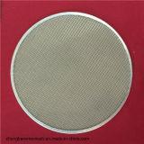 SS, Aluminium, kupferne Filter-Platten in rundem, rechteckig, Ring, spezielle Formen