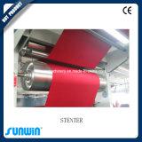 高性能の綿織物の熱の設定の仕上げ機械