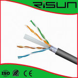 Pass Fluke Test FTP CAT6 LAN Cable