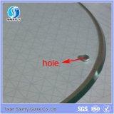 Partes 2017 de vidro chanfradas redondas de Shandong 6mm