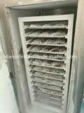 Equipamento quick-frozen túnel do nitrogênio líquido do marisco