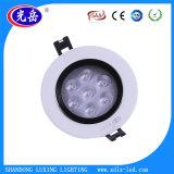 LED lumière intérieure 3W / 5W / 7W9w / 12W / 15W / 18W LED Dwonlight / LED plafonnier