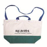 Neue Entwurfs-haltbare Qualitäts-natürliche Baumwollsegeltuch-Handtasche