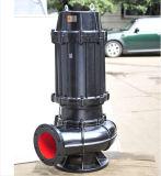 Centrífugo eléctrico de las aguas residuales de Qw bomba del sumergible de 6 pulgadas