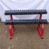 Estante de porcelana de aparatos de ejercicios con mancuernas Fabricante (XR08)
