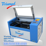 Triumphlaser 이산화탄소 Laser 절단 조각 기계 500X300