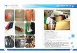 Het Verbinden van de Rand van pvc voor Meubilair Drecotion met Uitstekende kwaliteit