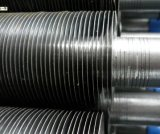 Tubo alettato ad alta frequenza dell'acciaio inossidabile di spirale della saldatura