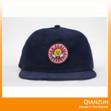 Chapeaux faits sur commande colorés de Snapback de broderie de Verious